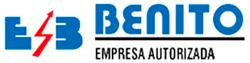 Electricidad Benito Logo